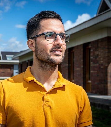 Iraanse topboogschutter Pouriya begint nieuw leven  in Eindhoven: 'Leren, vooruitdenken en boogschieten'