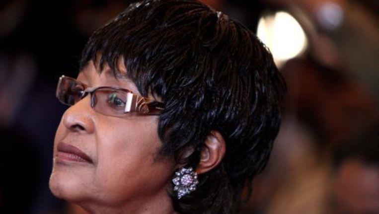 Winnie Mandela © epa Beeld