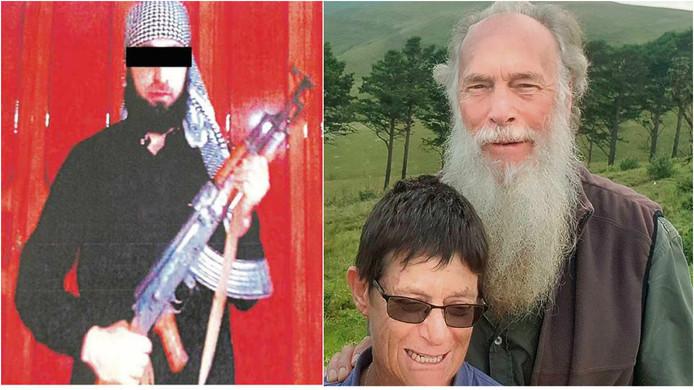 Rodney en Rachel Saunders kwamen om bij de ontvoering in Zuid-Afrika. De Maastrichtse jihadist Mohammed G. wordt met de zaak in verband gebracht.