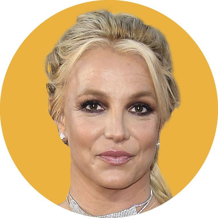 Britney Spears. Beeld rv