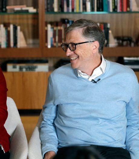Multimiljardair Bill Gates en zijn vrouw Melinda gaan na 27 jaar huwelijk scheiden