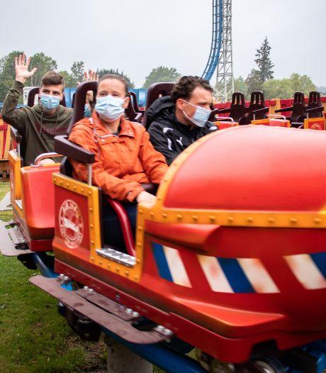 """Les parcs d'attractions """"prêts"""" pour la réouverture: """"Le prix des tickets n'augmentera pas à cause de la crise"""""""