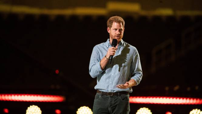 Prins Harry vergelijkt leven als royal met The Truman Show