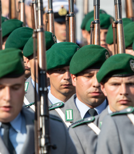 'Duits leger wil buitenlandse soldaten inhuren in ruil voor paspoort'