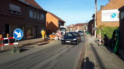 Heraanleg Edingseweg (N495): Vianeplein dicht vanaf 10 januari