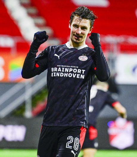 PSV slaat nieuwe slag met langer contract voor Boscagli