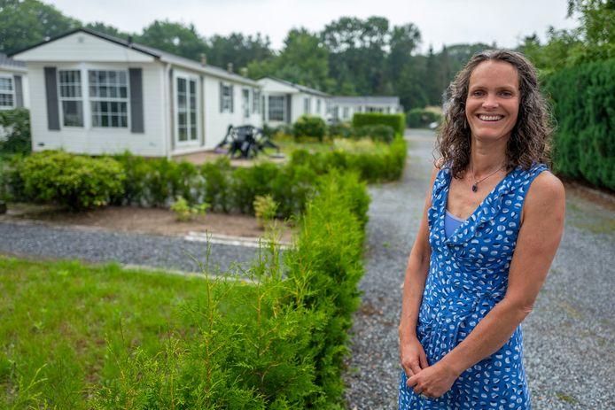 Patricia Schaaper is voorzitter van Buitenplaats Valkenbosch in Oisterwijk.