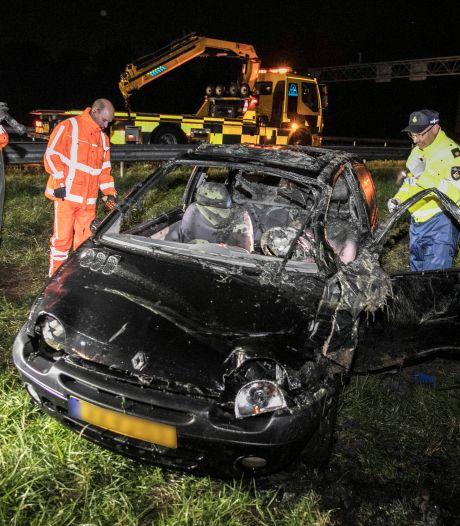 Vier fatale ongelukken in één weekend: zorgen over stijgend aantal doden in het verkeer