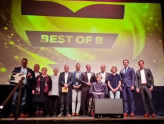 Best of B: dit zijn de Blankenbergse winnaars van sport- en cultuurprijzen