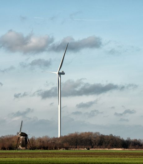 Eerste windpark Oss staat met bijna jaar vertraging voor laatste horde