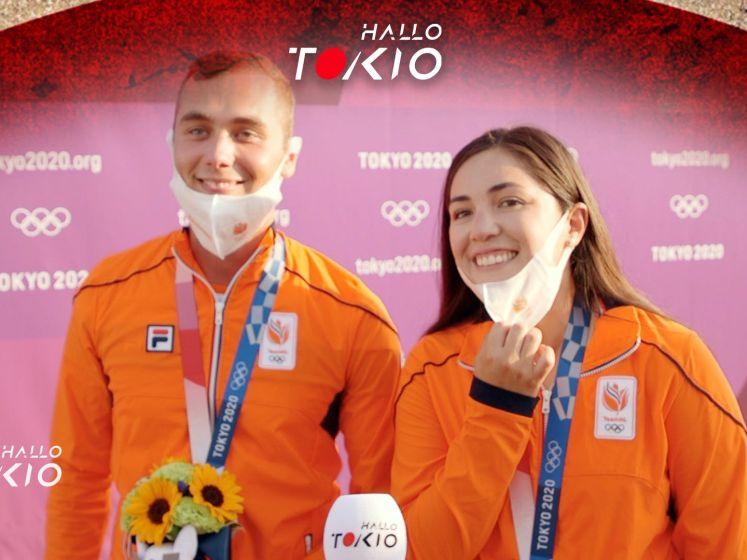 Boogschutters zorgen voor eerste medaille: 'Graag gedaan'