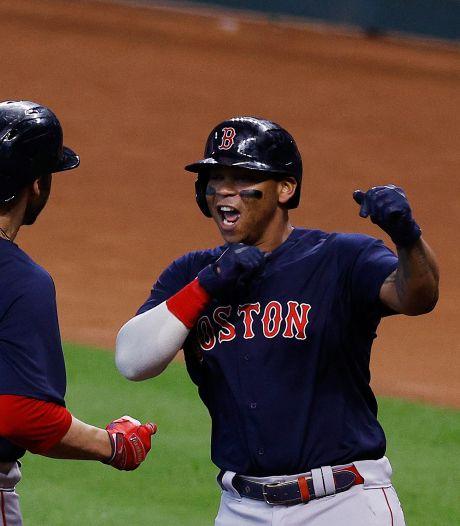 Red Sox schrijven geschiedenis met twee grand slams in finale American League