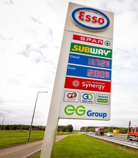 Waarom de prijzen van benzine, energie en andere producten zo omhoog schieten