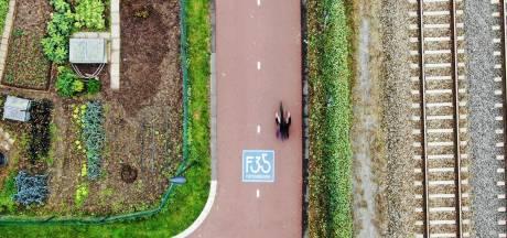 Fietssnelweg F35 moet sneller klaar: provincie schiet te hulp