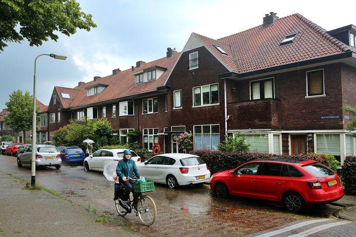 Breda –  Tijdens de Tweede Wereldoorlog zijn er vijftig woningen van Joodse Bredanaars onteigend. Een van de huizen van de familie Haas stond aan het Pastoor Pottersplein.