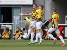 Frederiksen bezorgt Vitesse zege op PEC, Bazoer valt geblesseerd uit