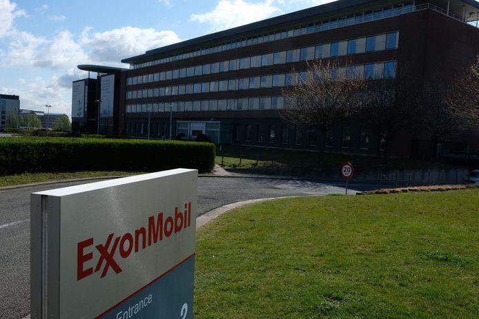 ExxonMobil in Diegem.