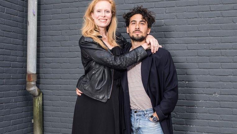 Jolanda van den Berg en Bo Tarenskeen Beeld Sanne Zurné