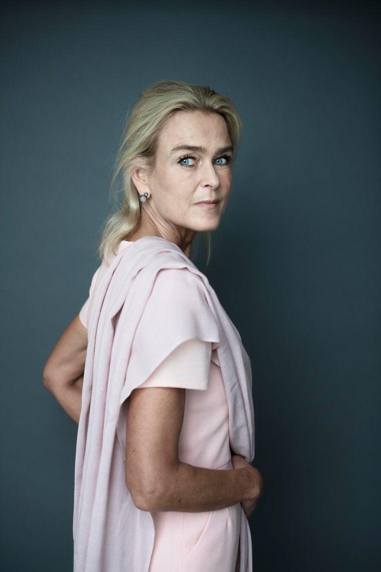 Barbara Baarsma: 'We handelen alleen met bedrijven die zelf ook daadwerkelijk vergroenen.' Beeld Kiki Groot