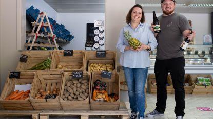 """Cateraar opent groenten- en fruitwinkel: """"De coronacrisis hield ons niet tegen om een nieuw concept op te starten en aan de slag te blijven."""""""