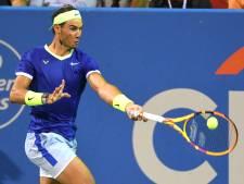 Nadal remporte son premier match depuis sa défaite à Roland Garros