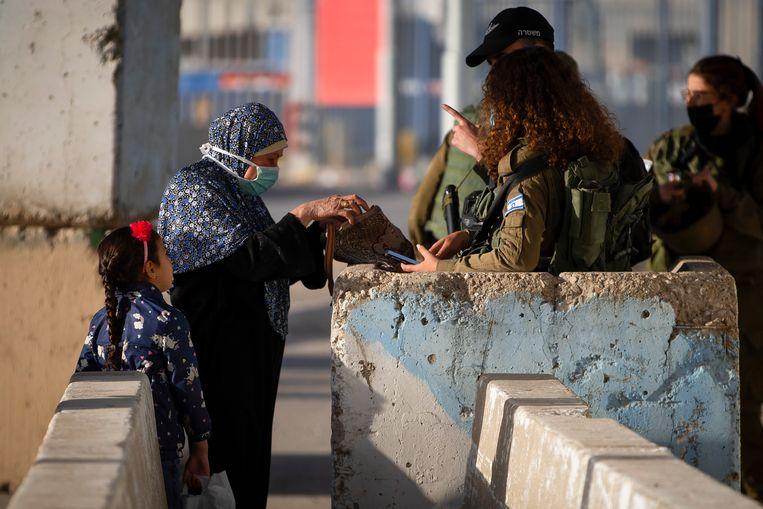 Volgens het rapport van Human Rights Watch maakt Israël zich schuldig aan apartheid. Beeld AP