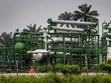 Nigeriaanse weduwen dagen Shell voor rechter
