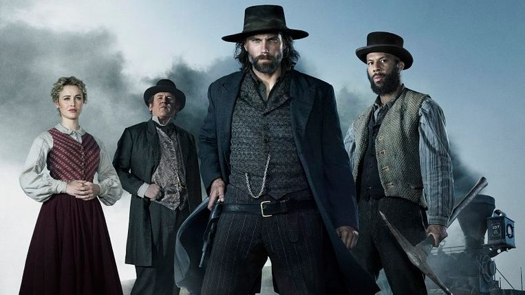 'Hell on Wheels' Beeld web