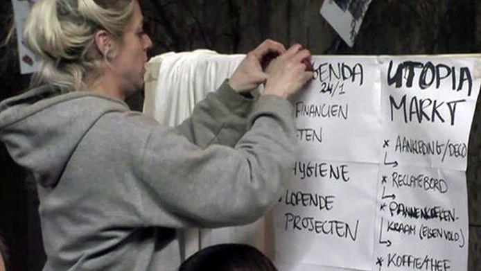 Utopiaan Billy in de livestream van 24 januari