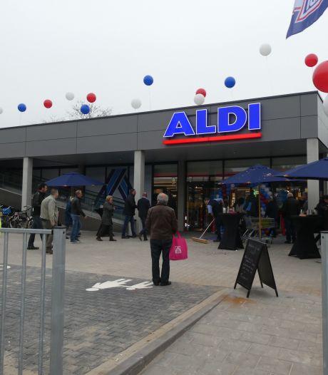 Aldi opent nieuwe supermarkt in Boxtel: verkeersdruk op rotonde Fellenoord neemt toe