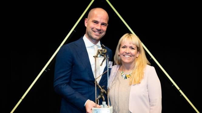 Jeroen Jacquemain (38) uitgeroepen tot 'Jonge Antwerpse Aannemer van het Jaar'