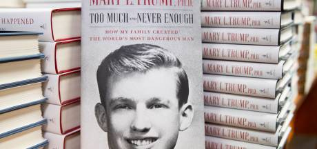Ruée sur le livre-choc de la nièce de Trump: un million d'exemplaires vendus dès le premier jour