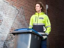 Dichter vindt het geluk op een vuilniswagen: 'Dit is buitenspelen voor volwassenen'