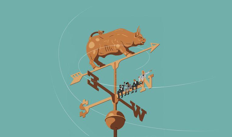 Deze week kwamen alle Amerikaanse bedrijven die ertoe doen met een baanbrekend statement: we willen niet langer maximale winst maken voor de aandeelhouder, maar goed doen voor het algemeen, voor een betere samenleving (waar we immers deel van uitmaken). Beeld Matt Harrison Clough