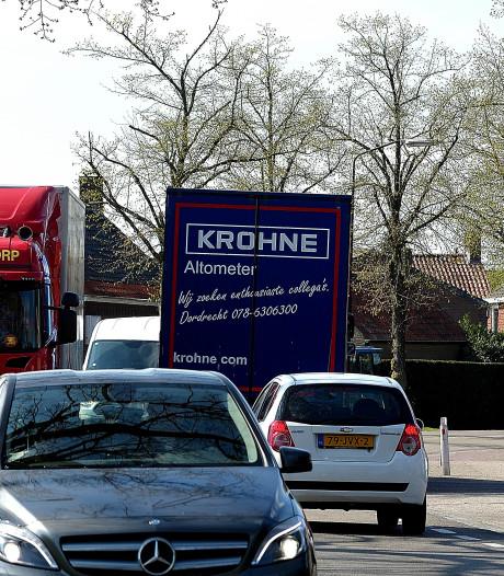 Negeert de provincie eisen Halderberge en Etten-Leur over snelheid N640? Dit vindt het CDA ervan