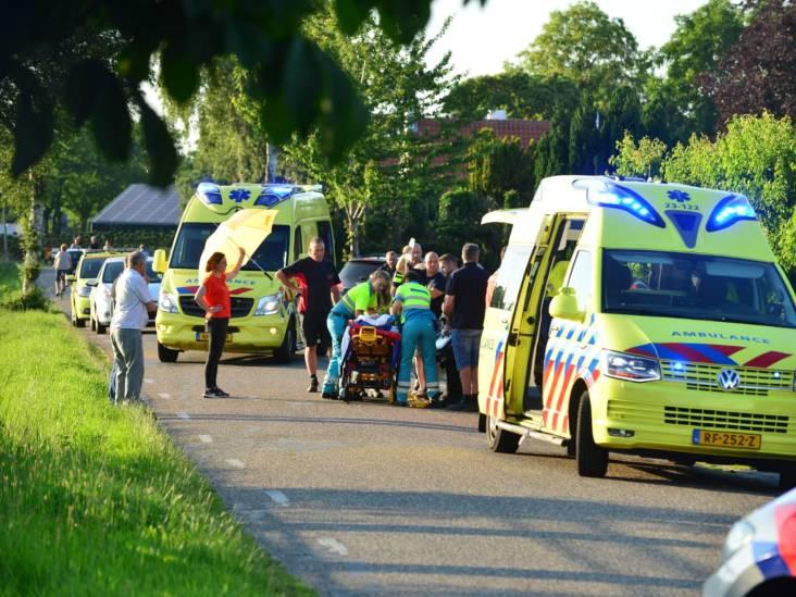 Fietser zwaargewond na val in Helenaveen