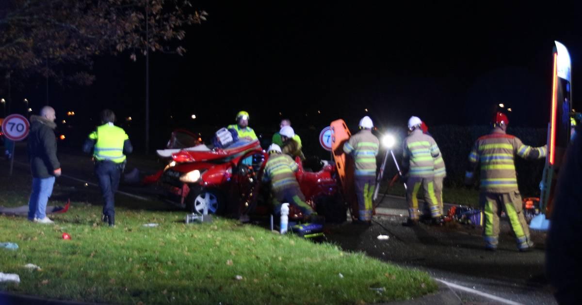 Drama in Lelystad: jongetje en opa overlijden bij ernstig ongeluk.