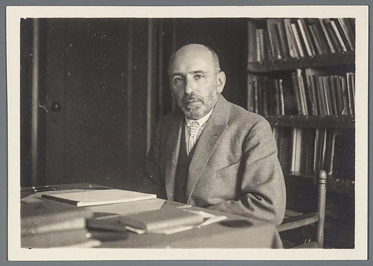 Johan Frederik Ankersmit Beeld Internationaal Instituut voor Sociale Geschiedenis