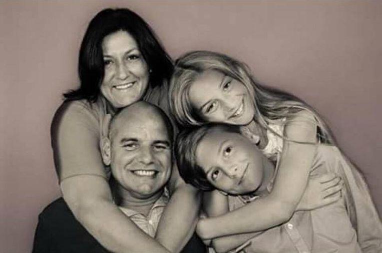 Christophe vormde met zijn echtgenote Cathy en kinderen Istvan en Renée een zeer gelukkig gezin.