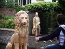 'Spuuglelijk' beeld van Johan van Oldenbarnevelt verdwijnt van Zuidsingel