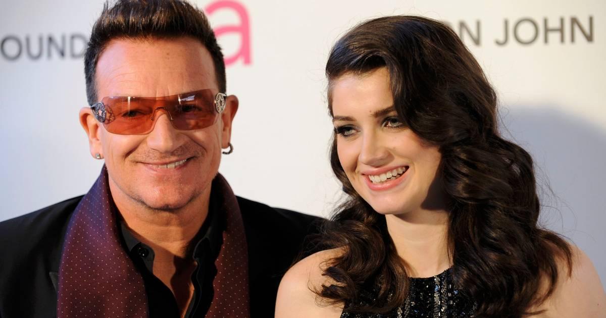 Bono weerde knappe jongens uit voorprogramma vanwege 'stoute' dochter - De Gelderlander