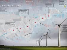 Plan voor windmolens langs Grote Wetering is politiek kansrijk, maar: 'Van bouw tot en met afbraak moet het zijn geregeld'