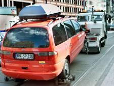 Scanauto's gaan door met jacht op stoepparkeerders