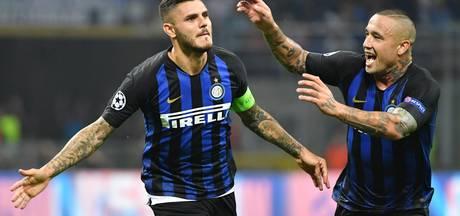 De Vrij helpt Inter met assist in slotfase langs Spurs