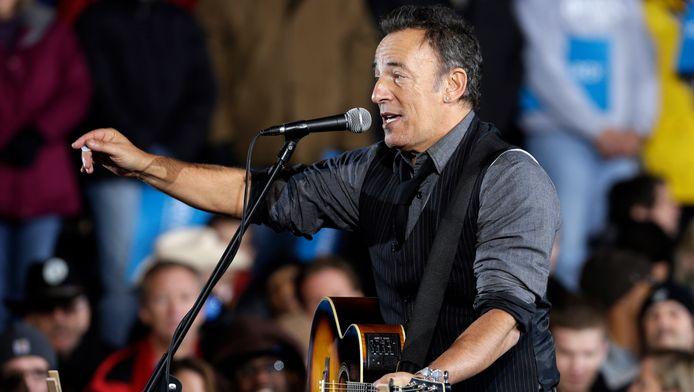'Born in the USA' van Bruce Springsteen was lange tijd het nummer om de gevangenen in Guantánamo te wekken.