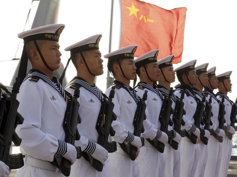 Démonstration de force de la Chine? (archives)