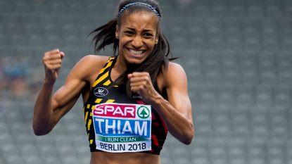 Nafi Thiam behoort tot vijf supergenomineerden voor trofee Atlete van het Jaar
