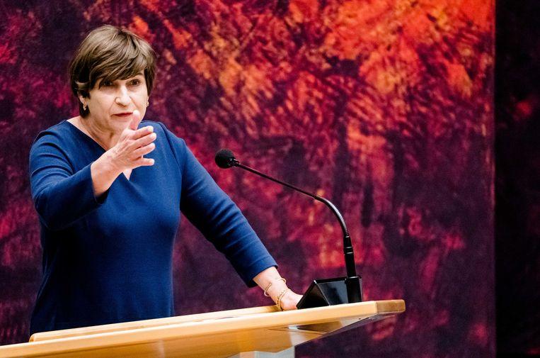 PvdA-fractievoorzitter Lilianne Ploumen Beeld ANP