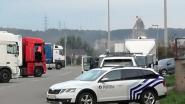 Voor 4.277 euro aan boetes uitgeschreven tijdens politieactie aan grenspost Voeren
