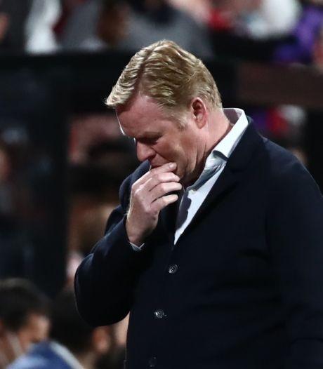 Droombaan bij FC Barcelona wordt nachtmerrie voor Ronald Koeman